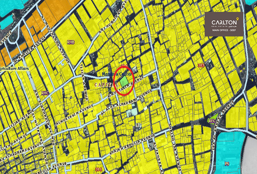 Commercial/Investment Land in Manama Area