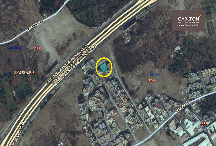 Investment Land (B4) in Karbabad Area ..