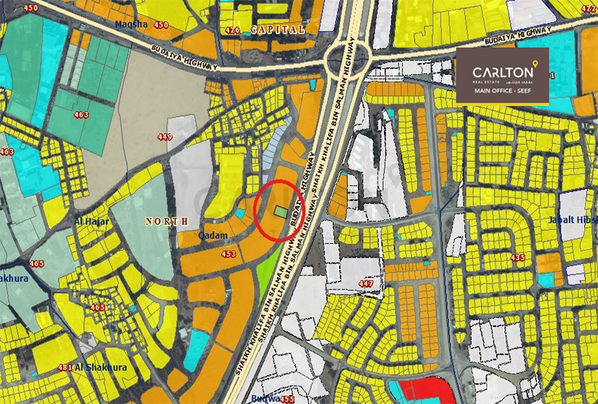 Investment Land Opposite the Main Street