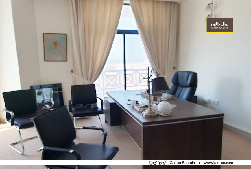 **Ready to move in semi fitted office **