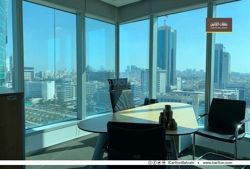 Bright Office- best location in the city