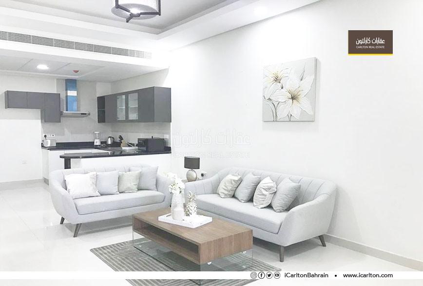 Spacious flat City View & nice furniture