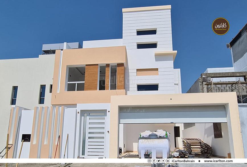 New modern Designed Villa in Malkiya area
