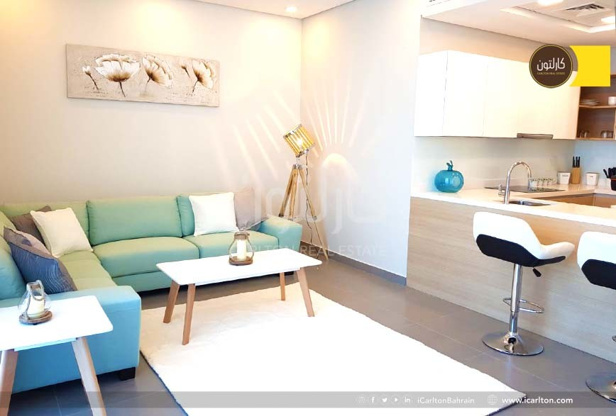 Furnished Flat with sea View & Amenities