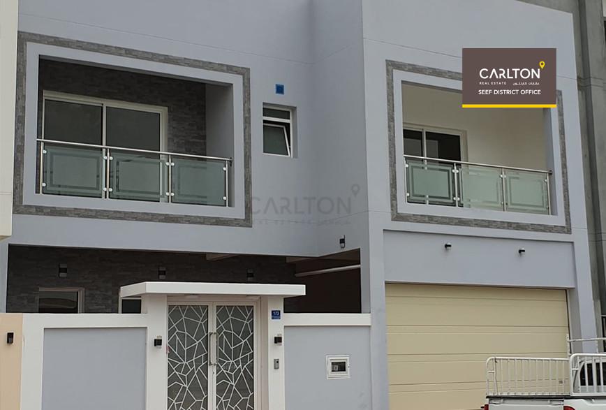 New villa in Abu Saiba area suitable for Mazaya