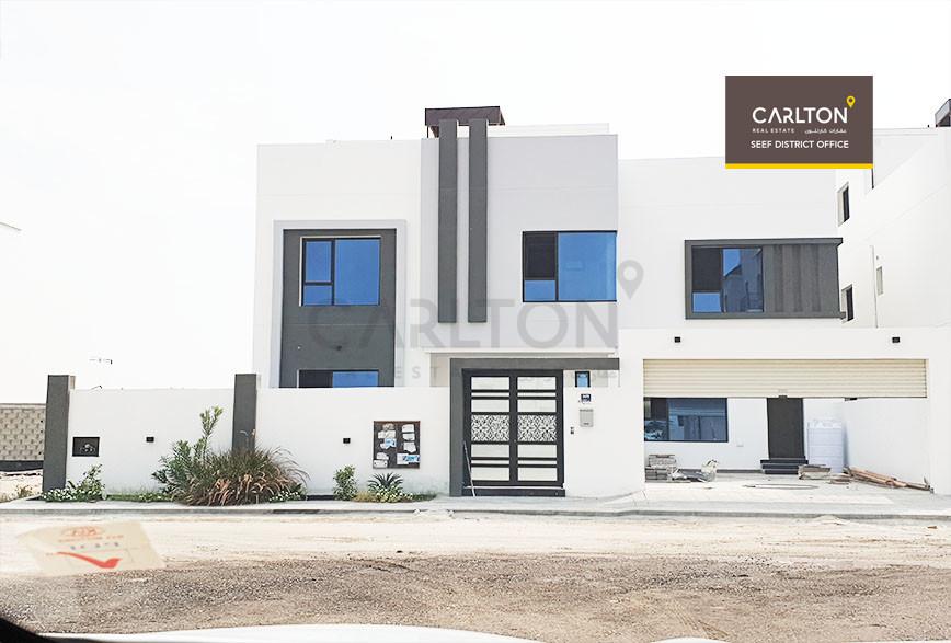 New Modern Upscale Villa in Saar Area