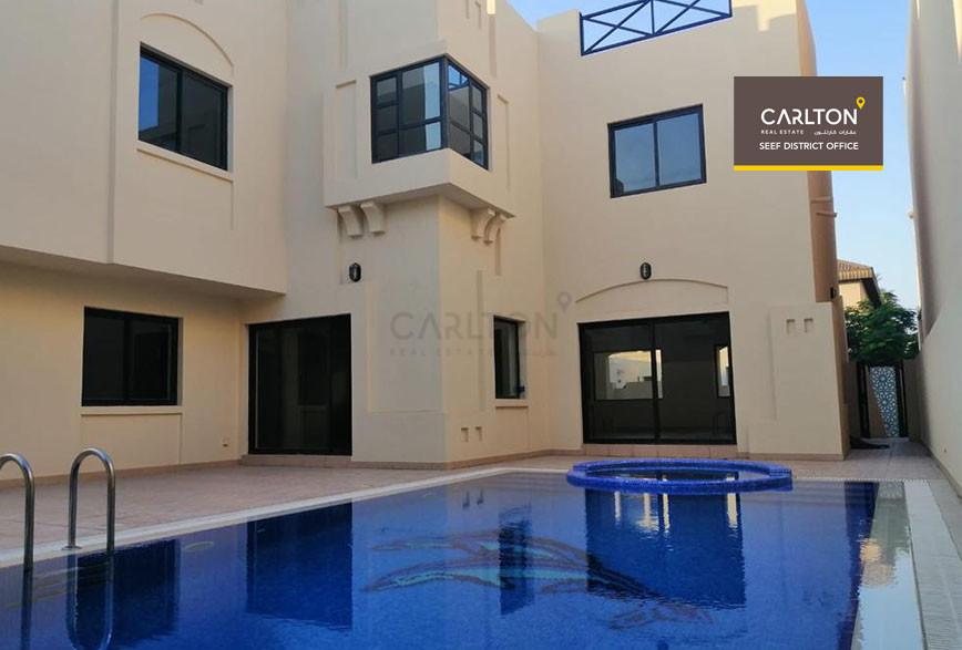 Villa with Private Swimming Pool in Saraya 1