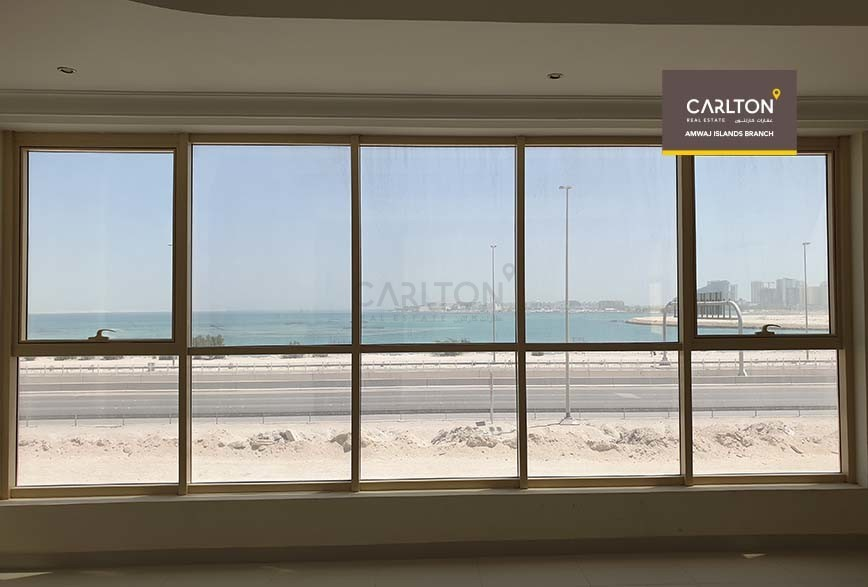 Sea View - Visible form Highway - Semi Furnished