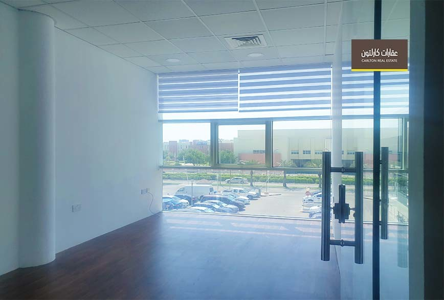 Fully fitted Office with partition