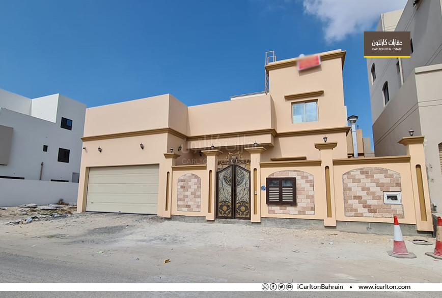 Villa in Al Qurayyah area near Saar Central