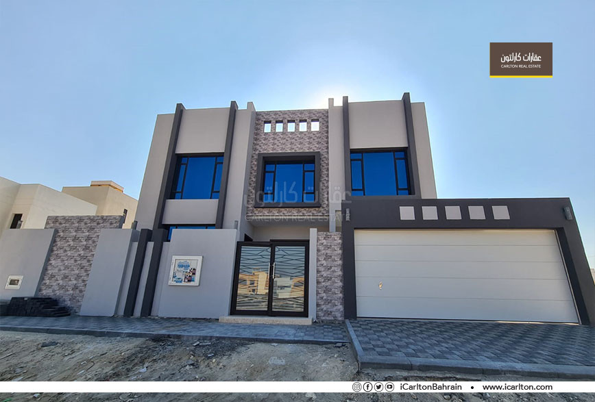 New Modern Villa, Amazing Finishing, in Qurrayah