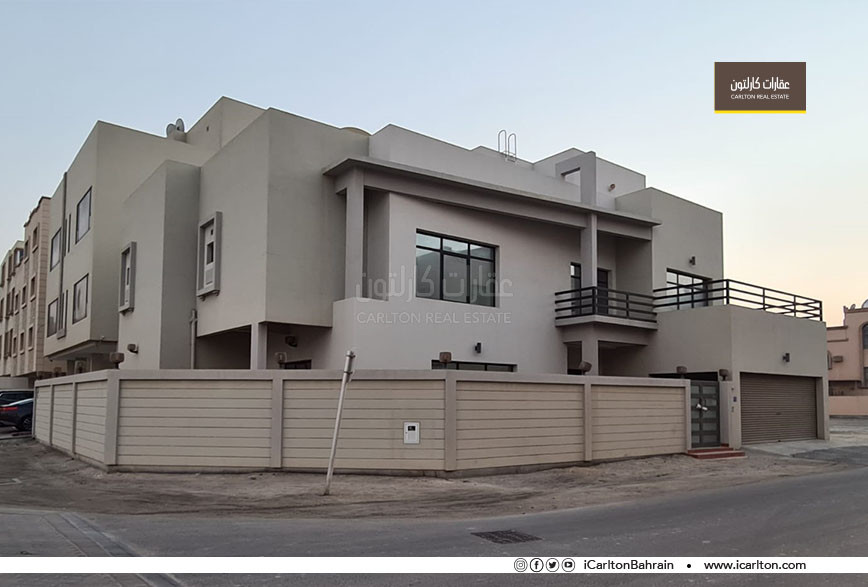 New Villa with Garden For Sale in Tubli area