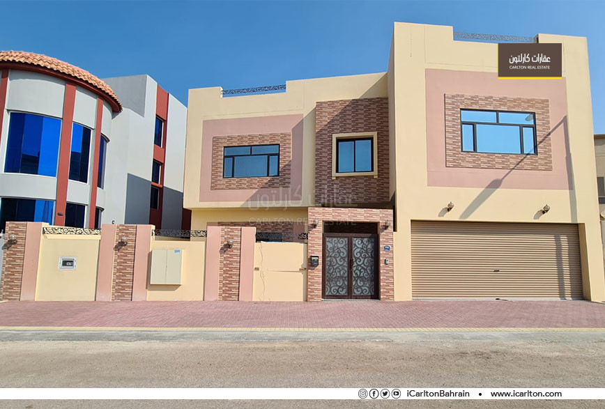 New villa in Sanad area near Al Nasfa