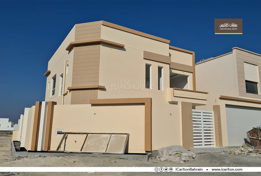 Villa in quiet area in sitra close to all sevices