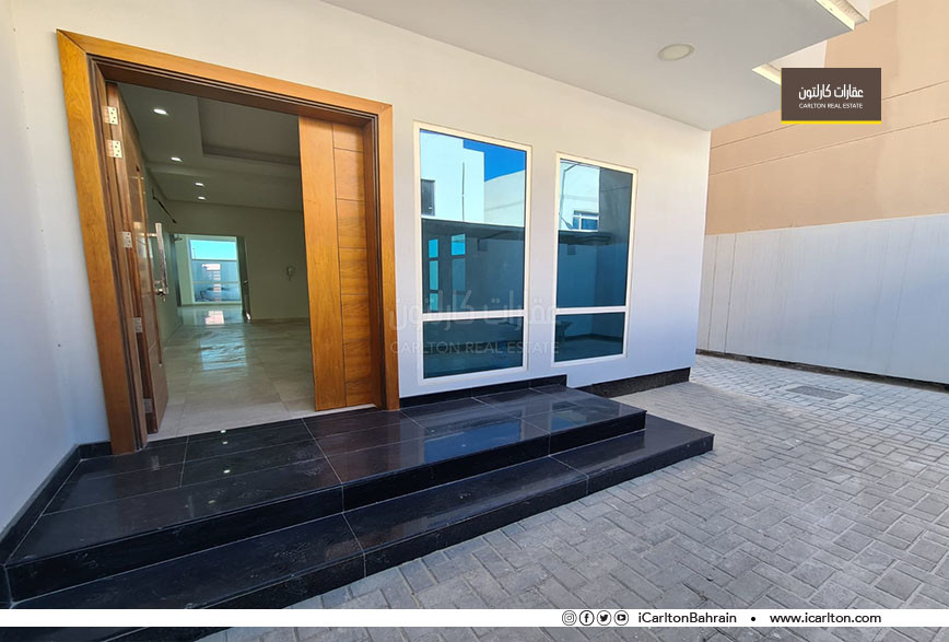 New Upscale Villa with High-end finishing in Saar