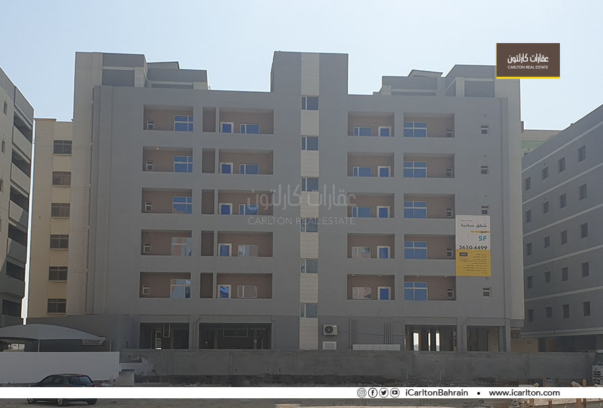 New investment building with excellent location