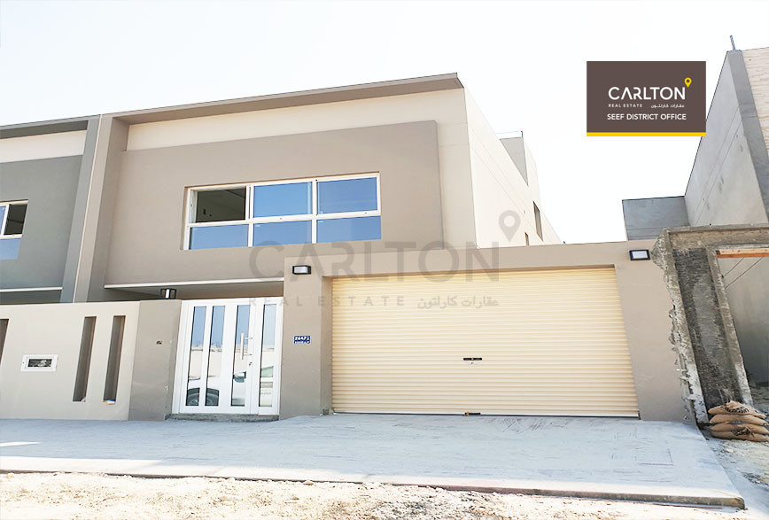 Brand new Villa with Spacious Rooms