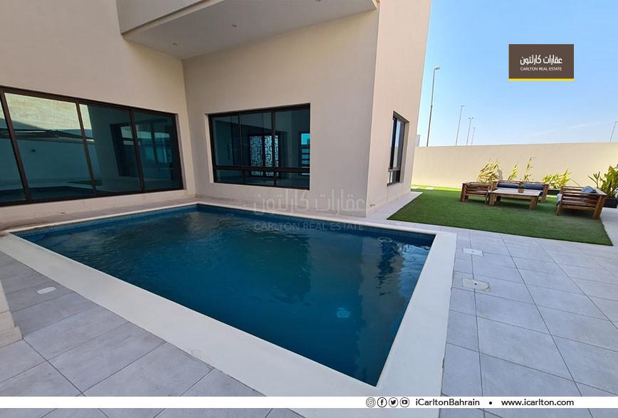 Villa in Saraya 2 Bu Quwah with Pool and Garden