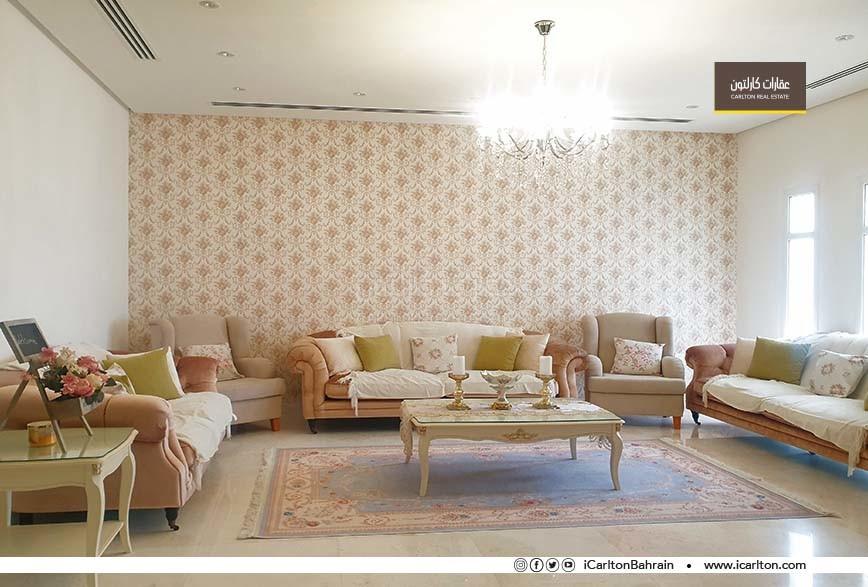 Modernly Furnished 4 BR Villa -Smart Tech-New