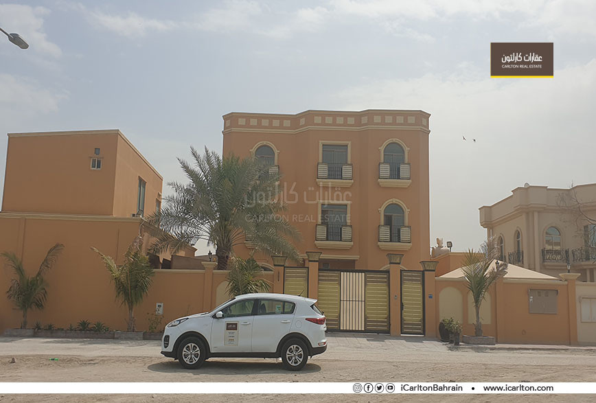 Large 8-Bedroom residential villa in A'Ali