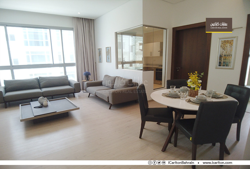 ELEGANT FLAT FULLY FURNISHED│INCLUSIVE *