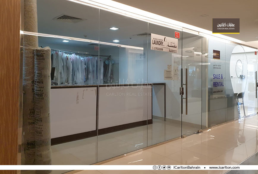Commercial shop in a prime location in Amwaj