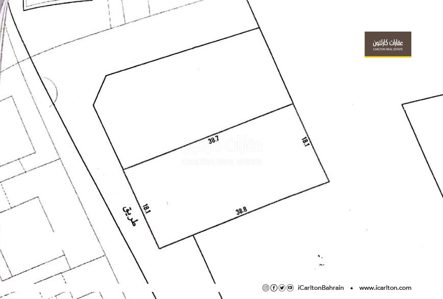 Residential land for sale, located in Barbar area