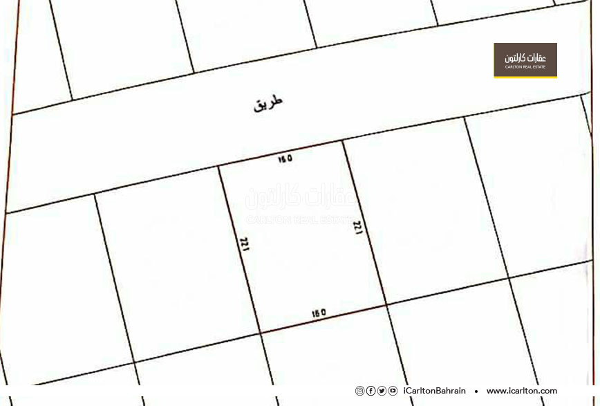 Residential land for sale located in Dumistan area