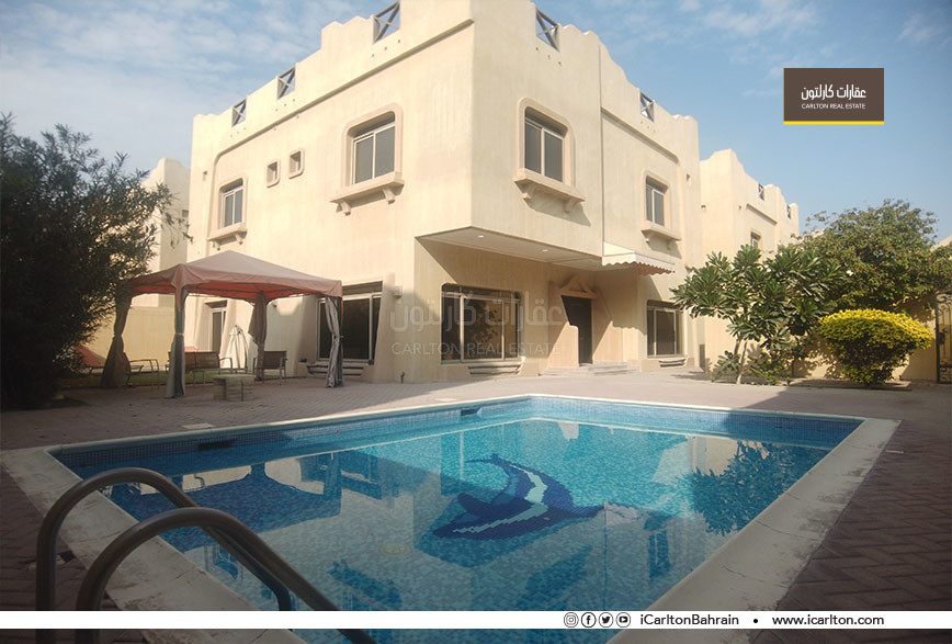FULLY FURNISHED VILLA WITH PRIVATE POOL*