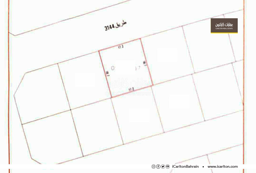 Residential land for sale located in Al Qurayyah