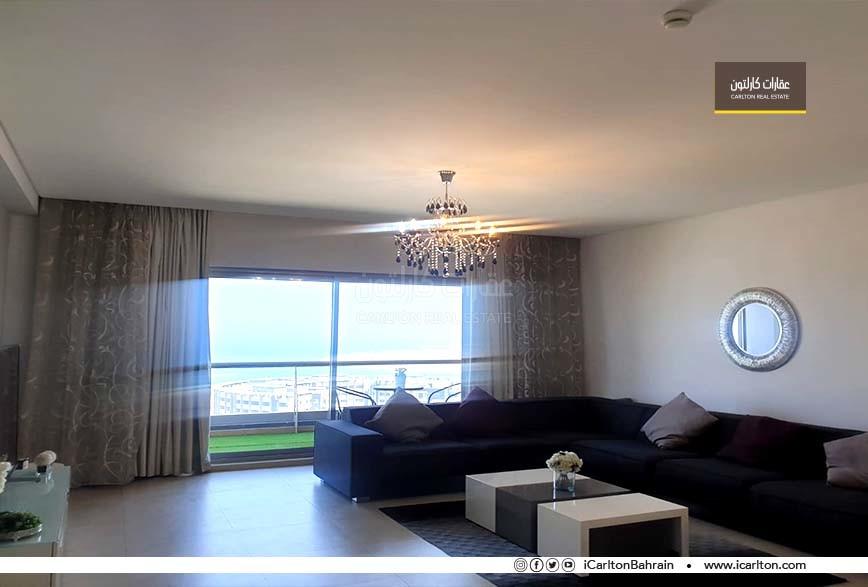 High Floor- Sea View- Prime location + amenities