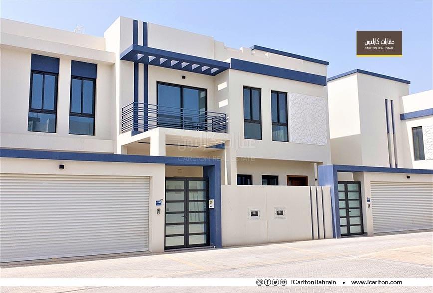 Brand new family villa in Danaat Al-Lawzi