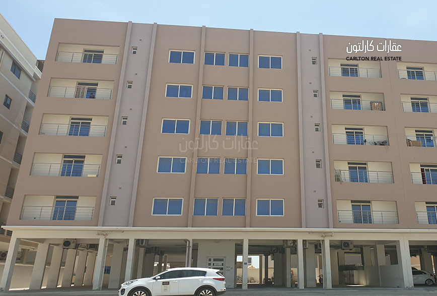 Full building with 20 apartments, Hidd area
