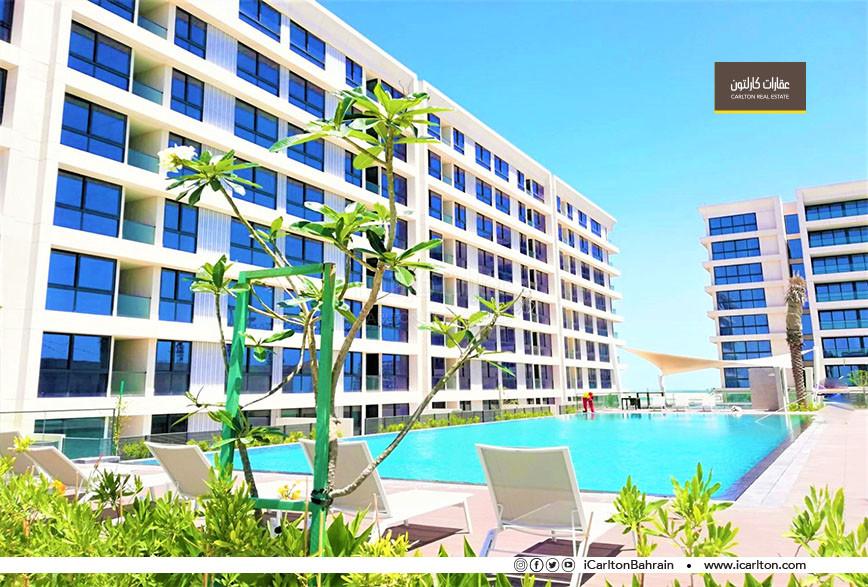 Beach access/ Marassi Residence/ Balcony