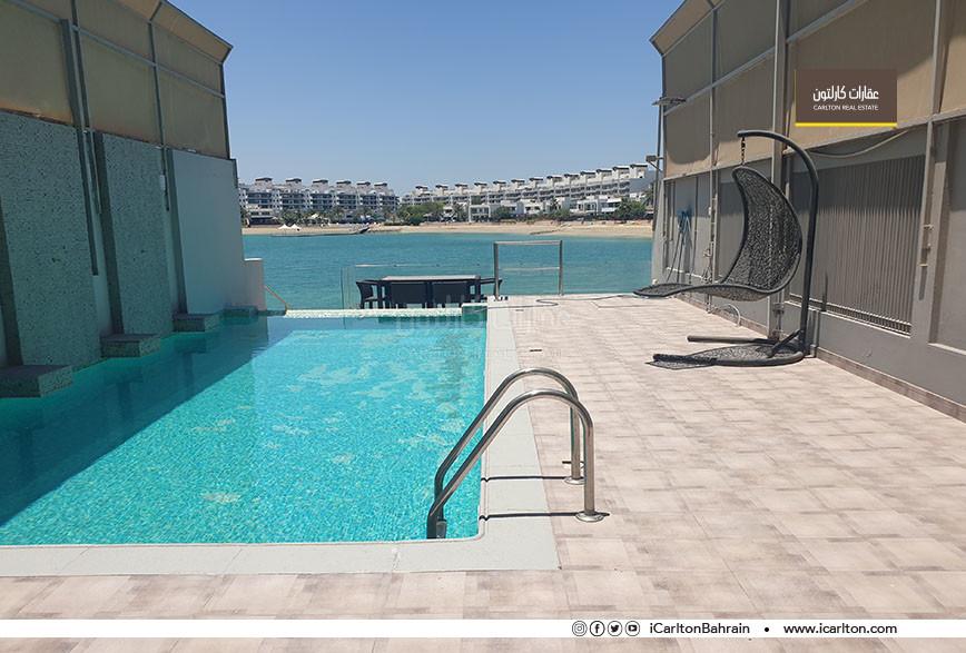 Fully Furnished villa on the lake in Amwaj