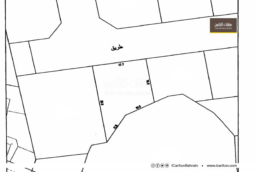 Residential land in a prime location, Sehla