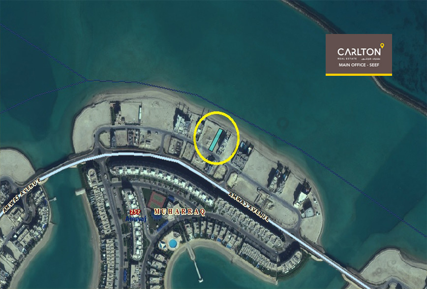 Residential Land Directly on the Sea