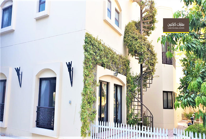Landscaped, private 4 BR home with own pool