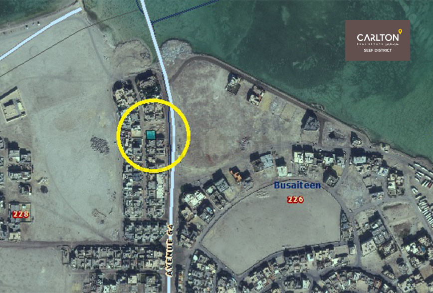 Residential Land For Sale in Busaiteen.!