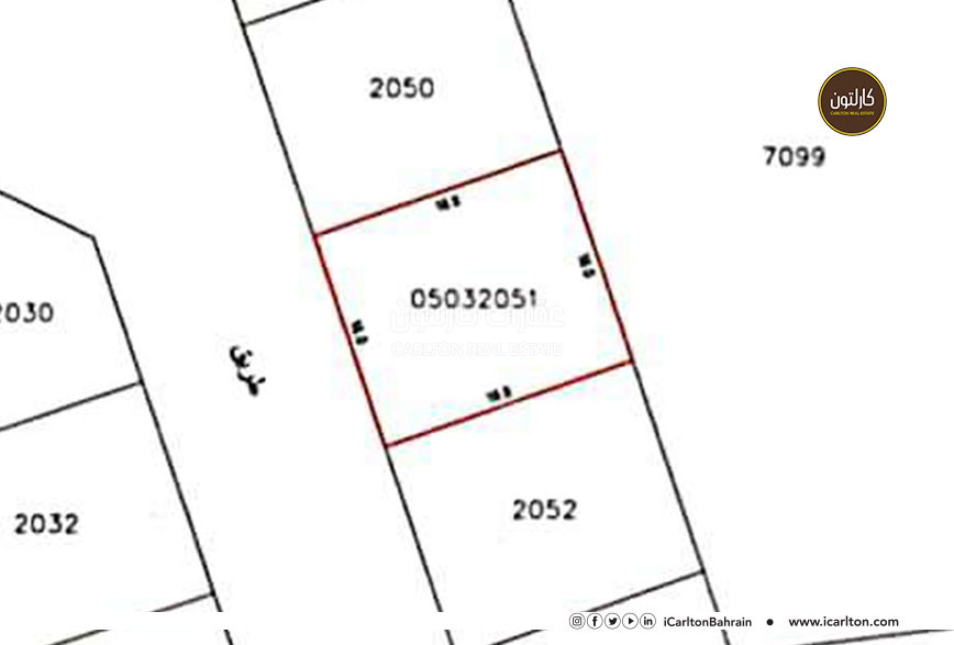 land for sale in Barbar close to Oxygen Gym