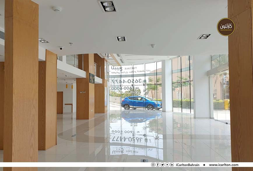 Unique Showroom for Sale in Excellent location