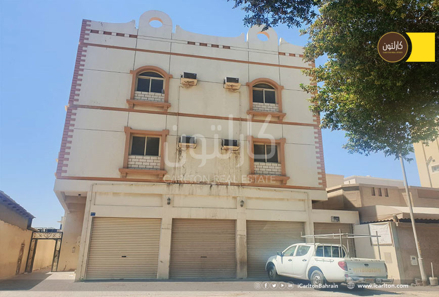 An investment building in the Sanad area