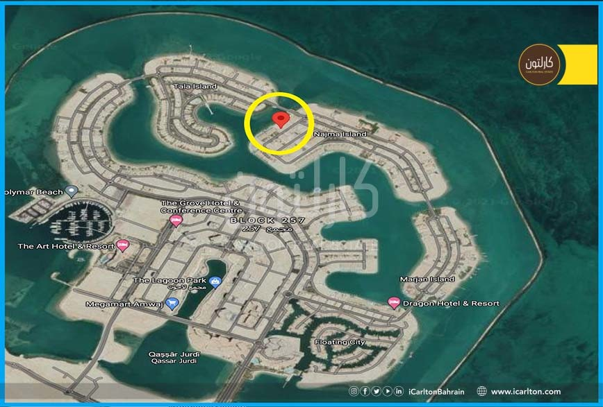 Sea View - Residential Property For Sale
