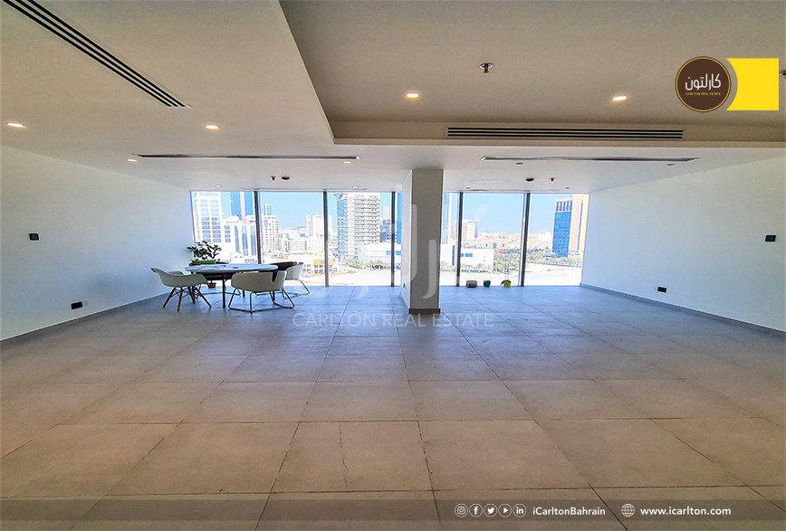 **Brand new office space near Seef Mall
