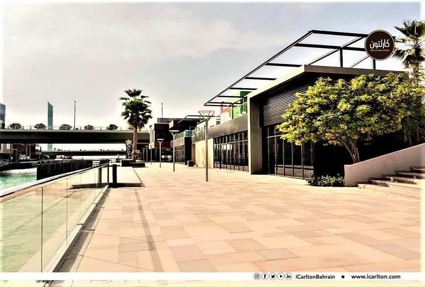 Waterfront retail units / Bahrain Bay