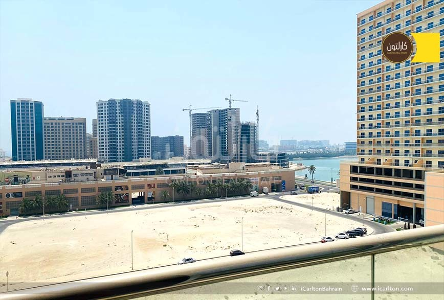 Bright & Lovely 1BR Flat- Semi furnished