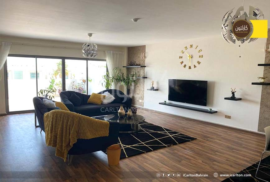Furnished Flat for rent- Gated community