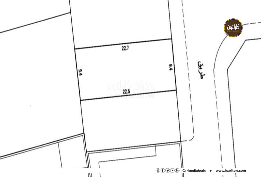 Residential land for sale, located in Shahrkkan