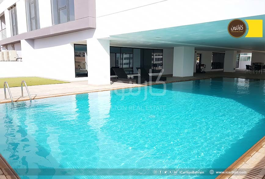 Sea View- Fully furnished- Complete amenities