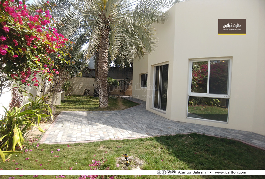 AMAZING ONE STORY FURNISHED VILLA WITH GARDEN
